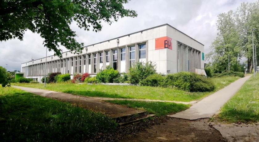 Learning center de l'Université de Besançon