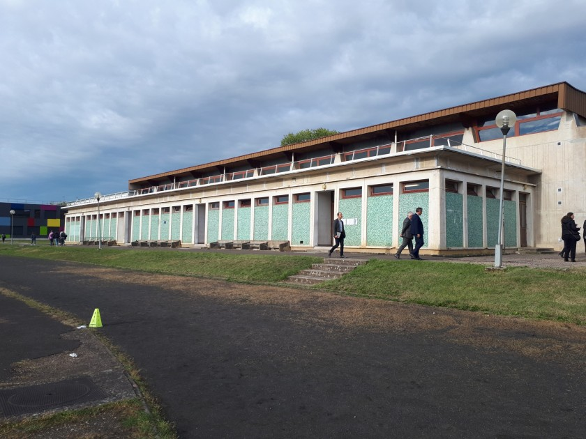 Réfection du gymnase du Lycée Mathias