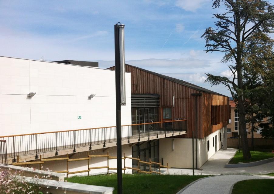 "Centre culturel ""La Passerelle"""
