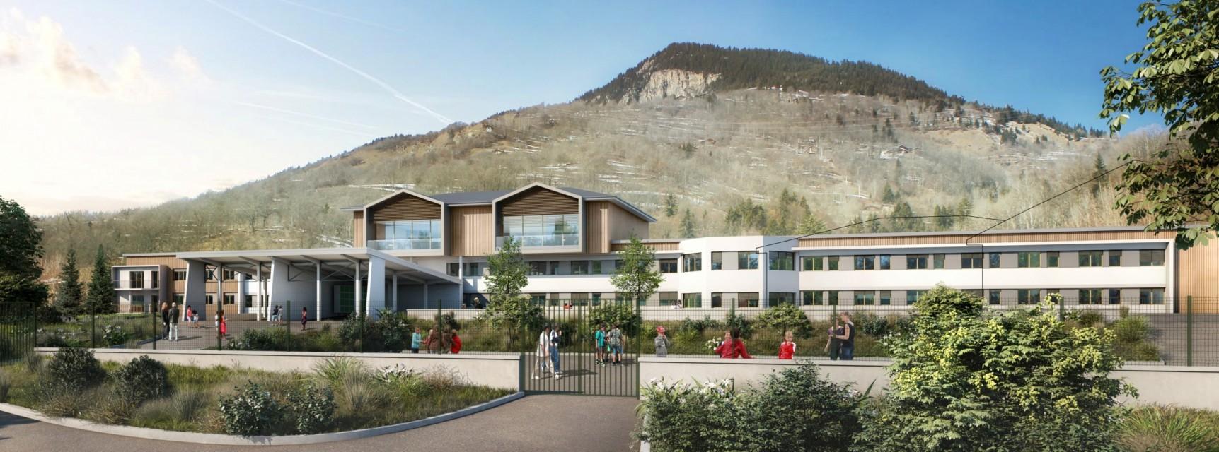 Collège le Bonrieu