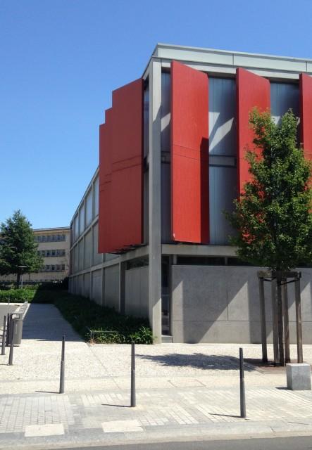 Gymnase La Duchère