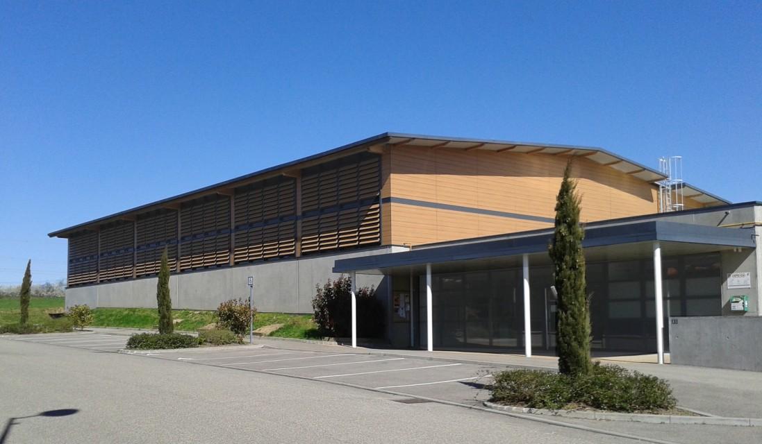 Gymnase St-Laurent-d'Agny